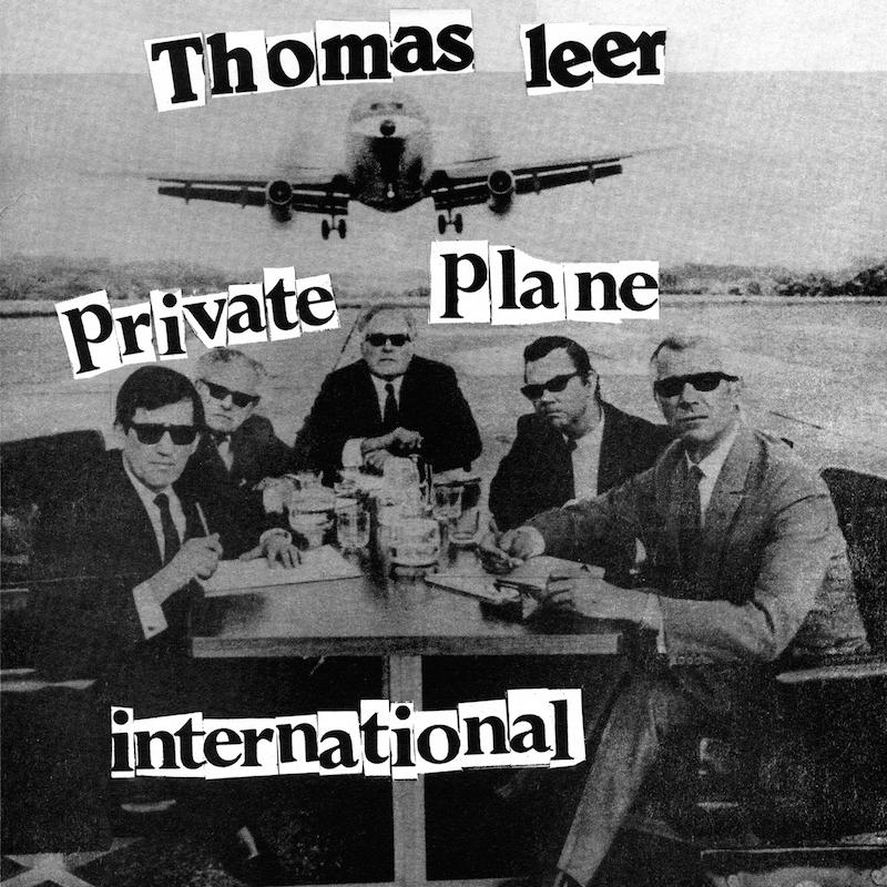 THOMAS LEER - Private Plane / International 12