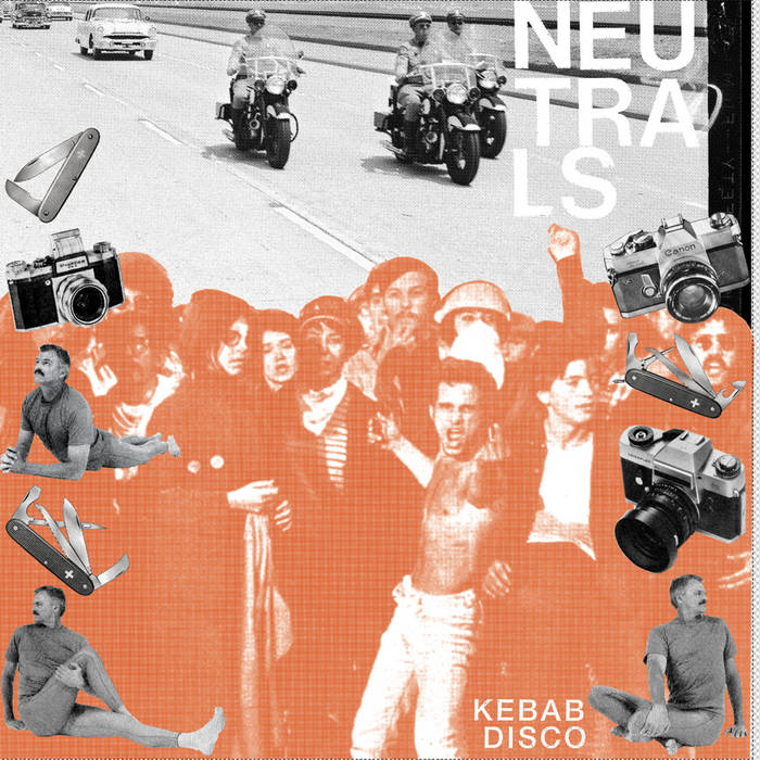 NEUTRALS - Kebab Disco LP