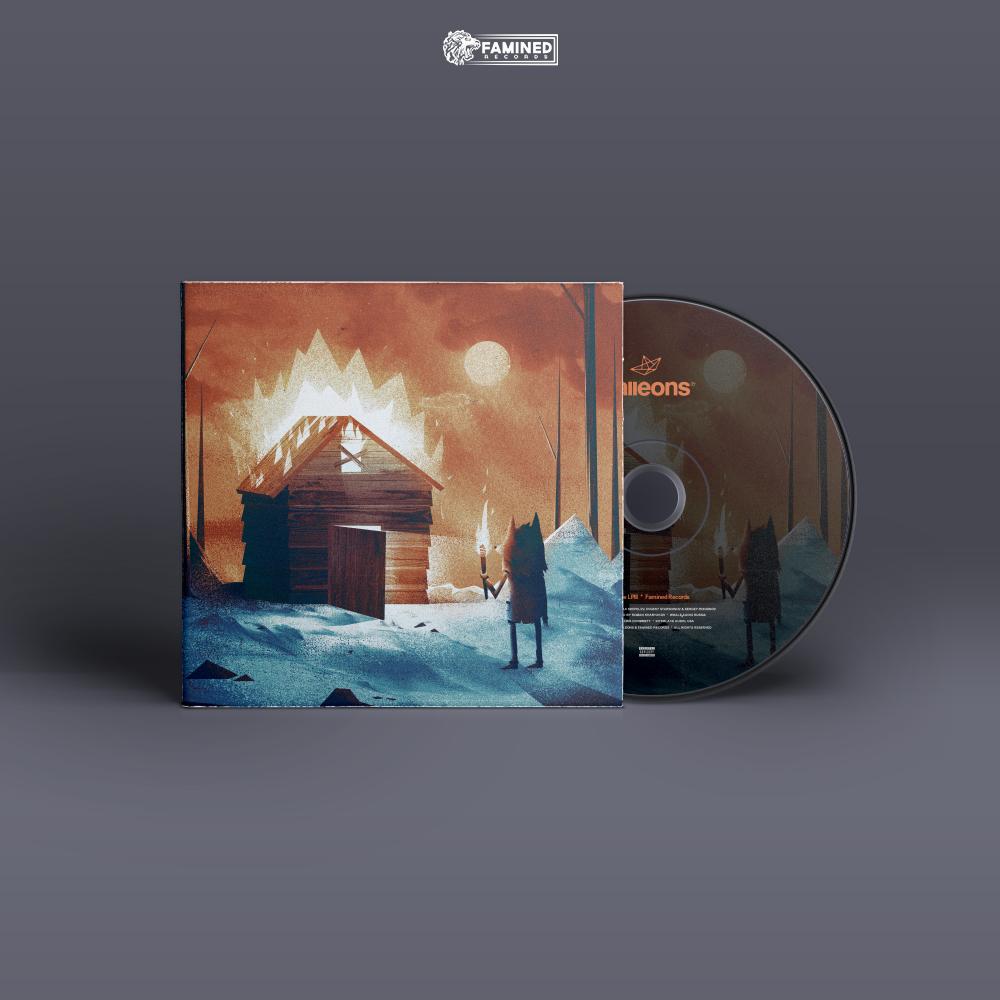 Galleons - Self-titled CD