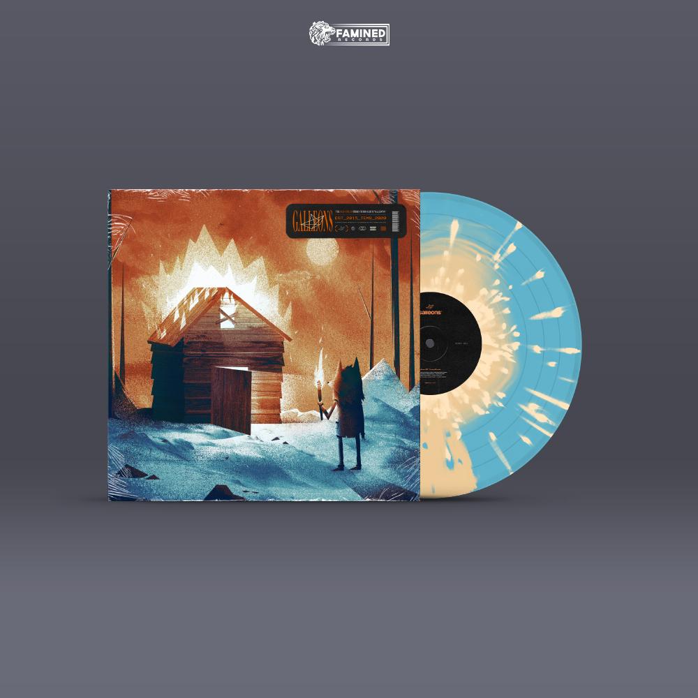 Galleons - Self-titled Vinyl