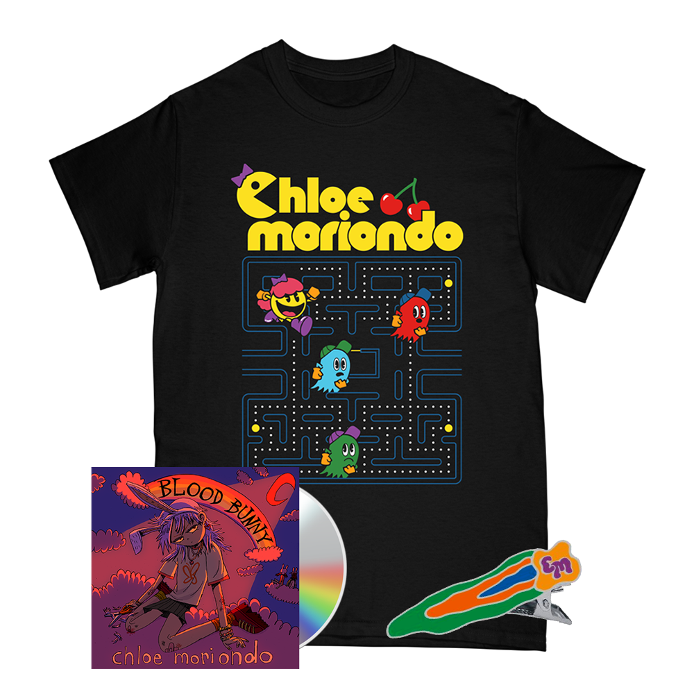 Pac Man Bundle (with SIGNED CD)