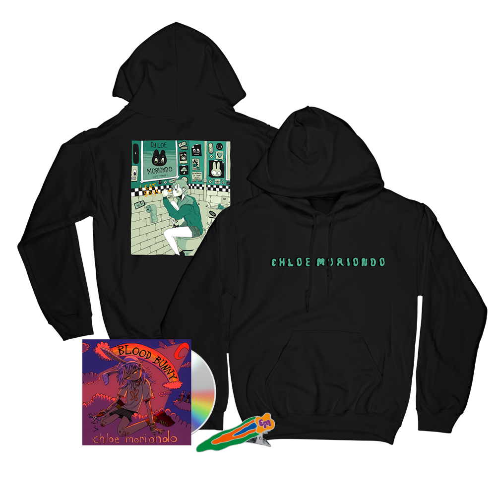 Hoodie Bundle (With SIGNED CD)