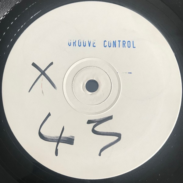 Groove Control  – Groove Control (white label)