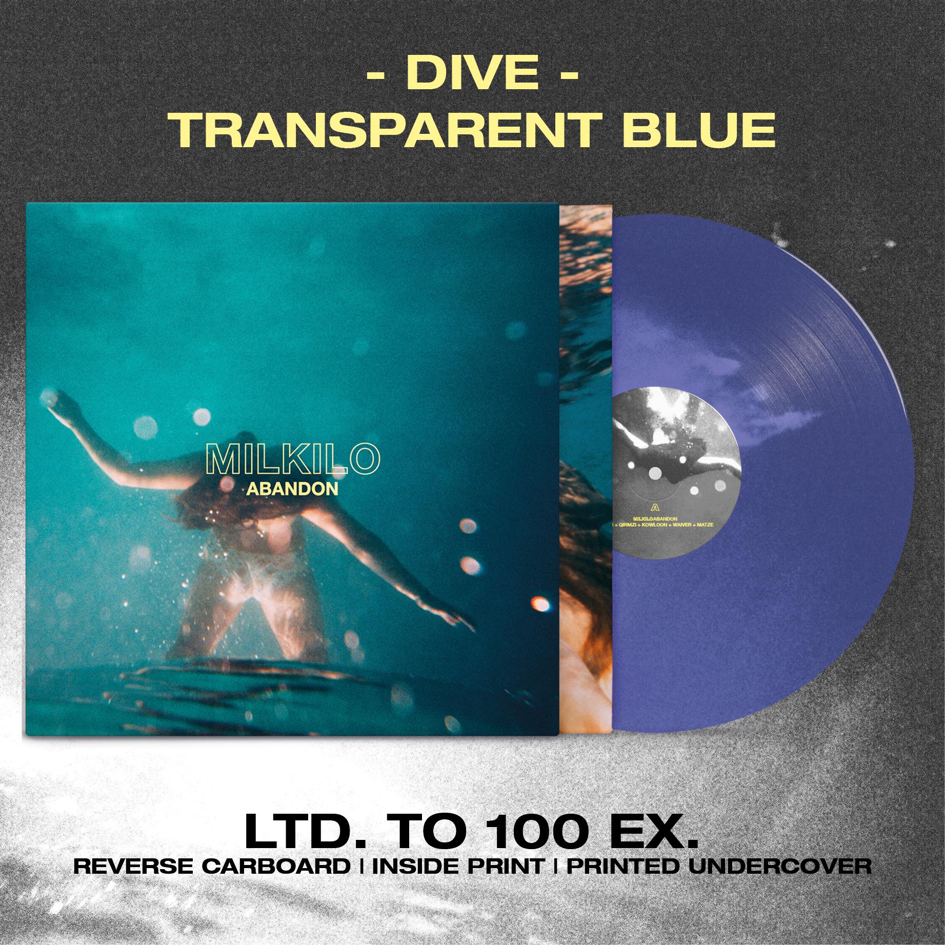 [VOX41] MILKILO - ABANDON [LP - CD - DIGITAL]