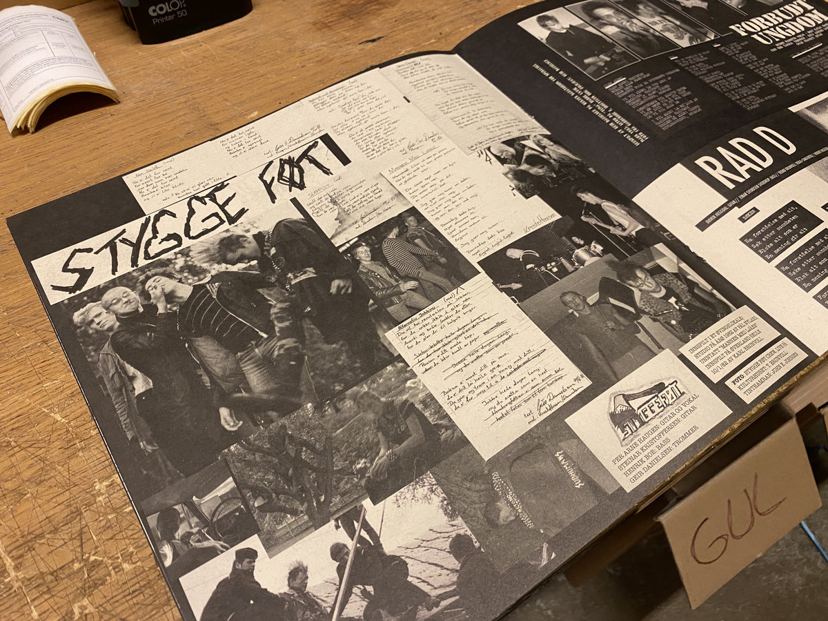 V/A - Molde Punx Go Marching Out 2xLP
