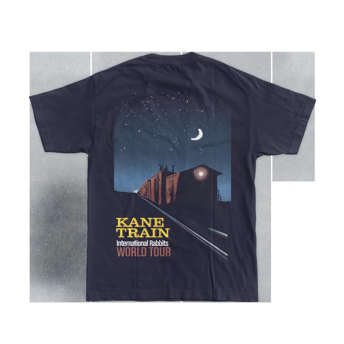 Kane Train Tour Tee