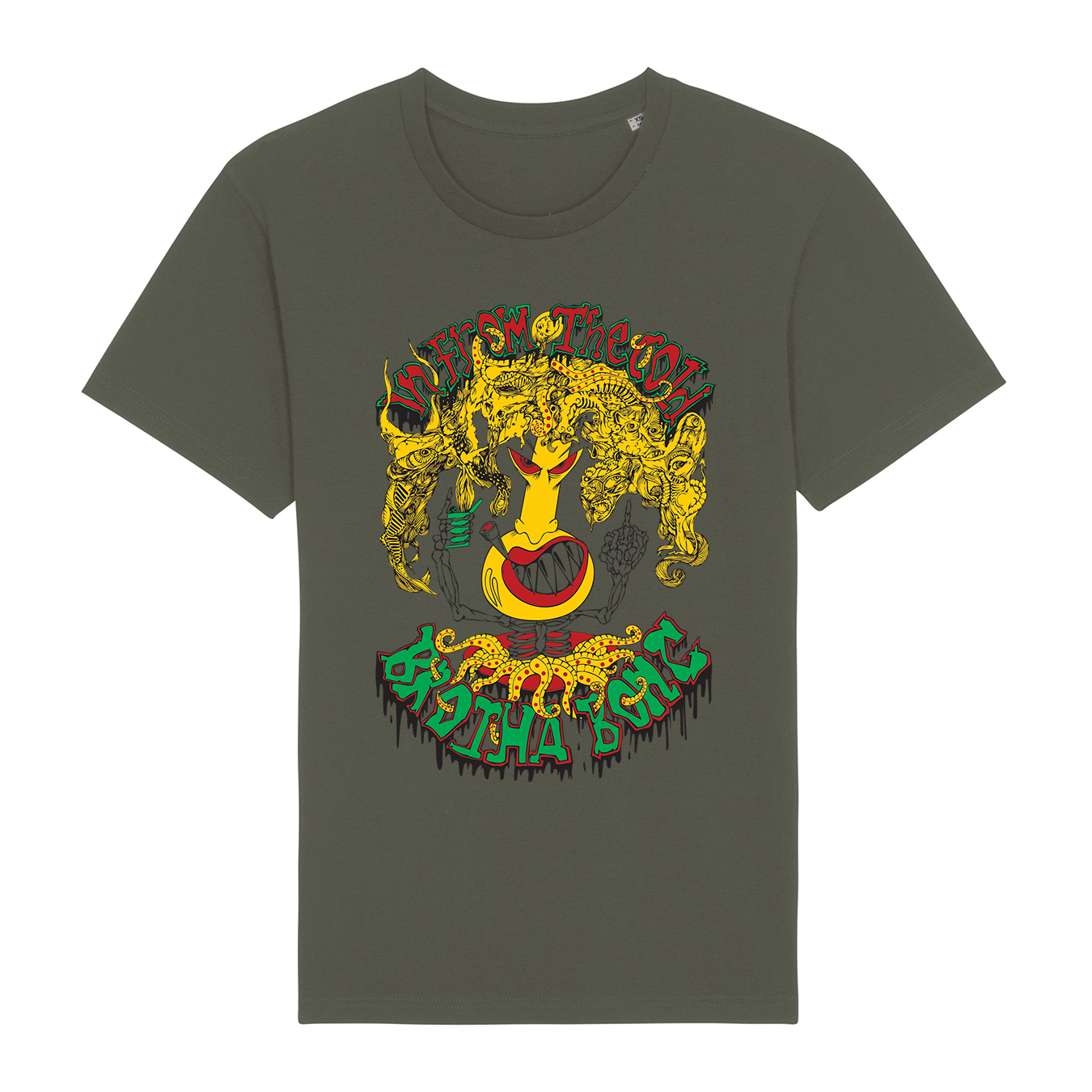 IN FROM THE COLD - Brotha Bong - T-Shirt