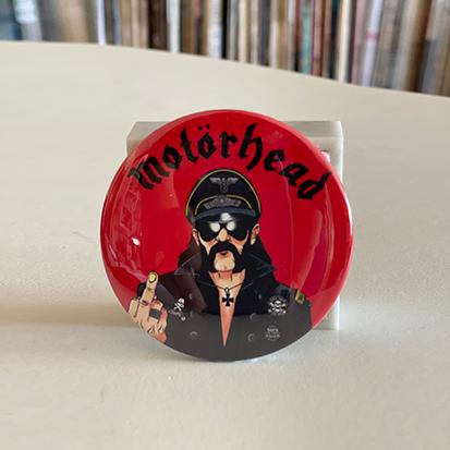 Lemmy 3-Inch Button