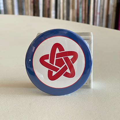 Danny logo 3-Inch Button