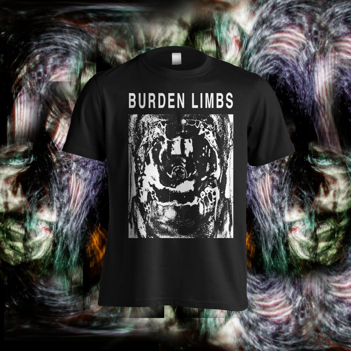 Burden Limbs - 'In the Flesh' T-Shirt