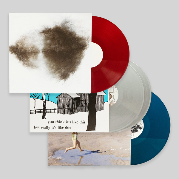 Mirah - Advisory Committee / C'mon Miracle / You Think It's Like This... Vinyl Bundle