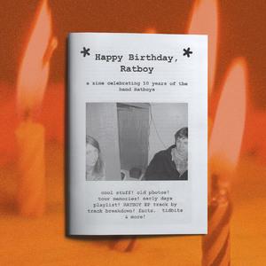 Birthday Zine