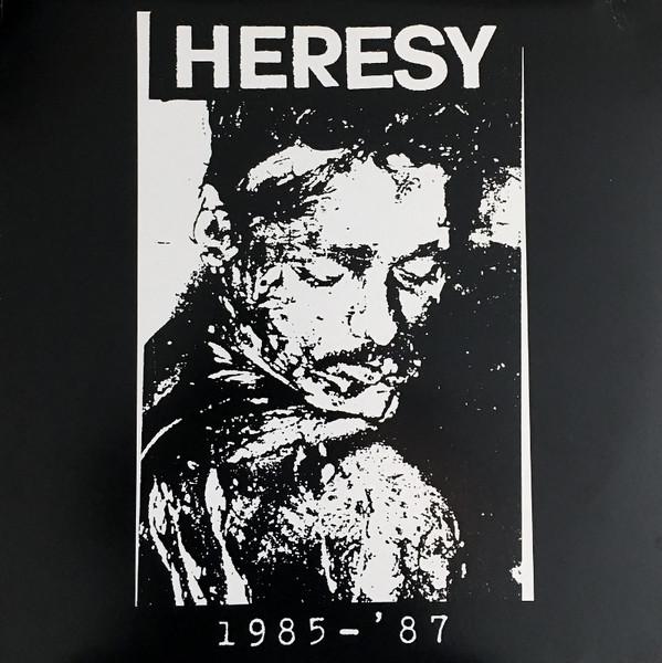 HERESY - 1985 - '87 LP