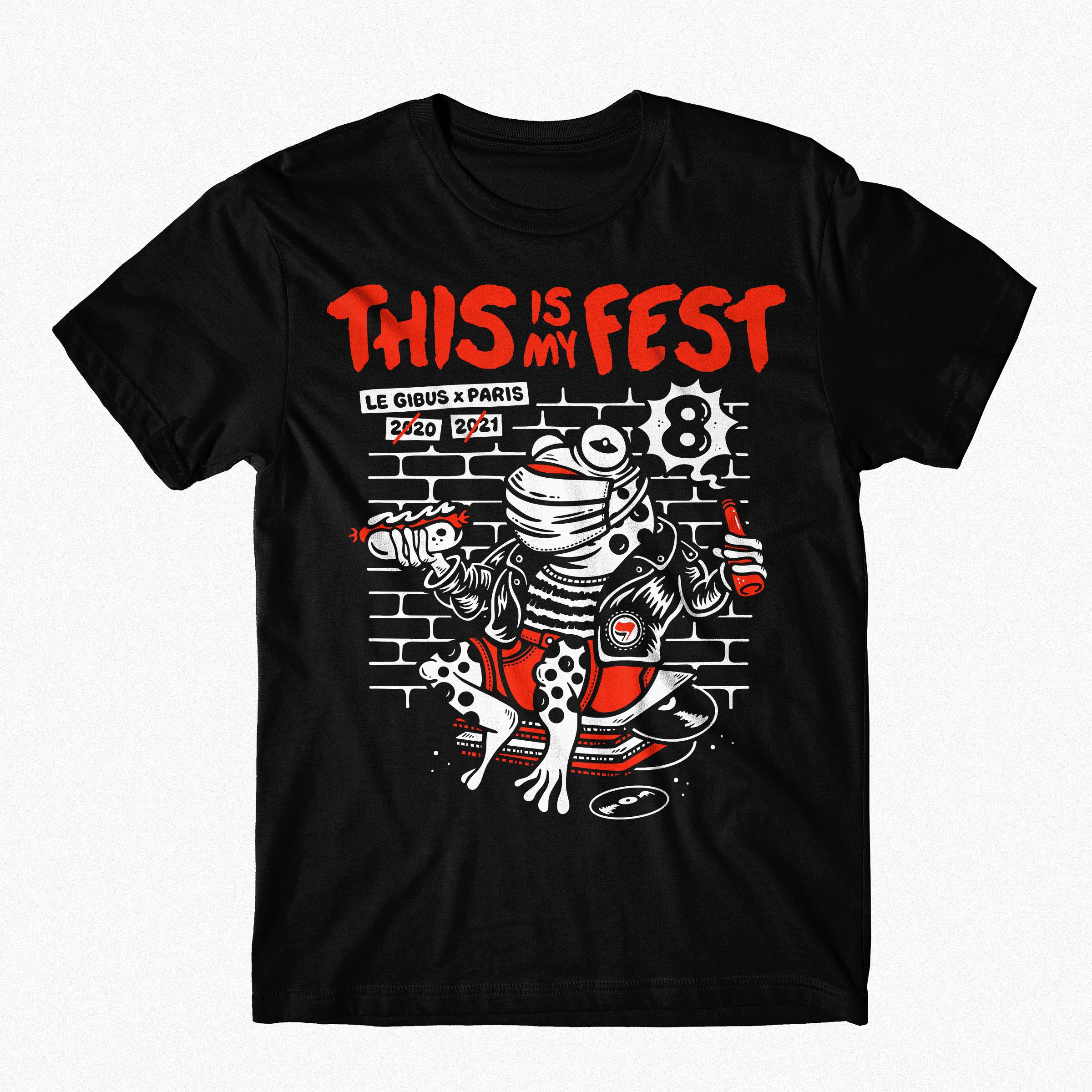 THIS IS MY FEST 8 - TShirt
