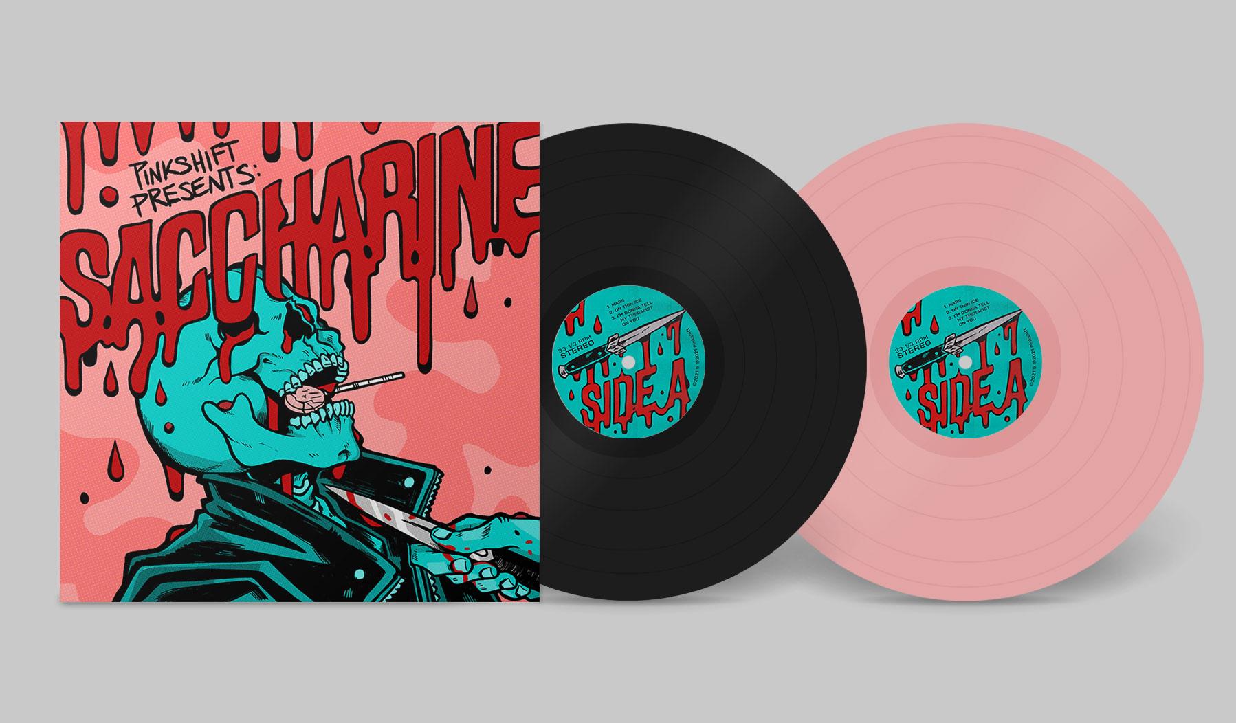 Saccharine LP, Limited Edition