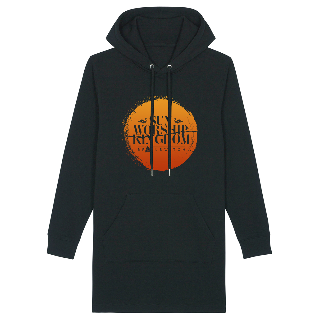 BRAINSWITCH - Sun Worship Kingdom - Hoodie Dress