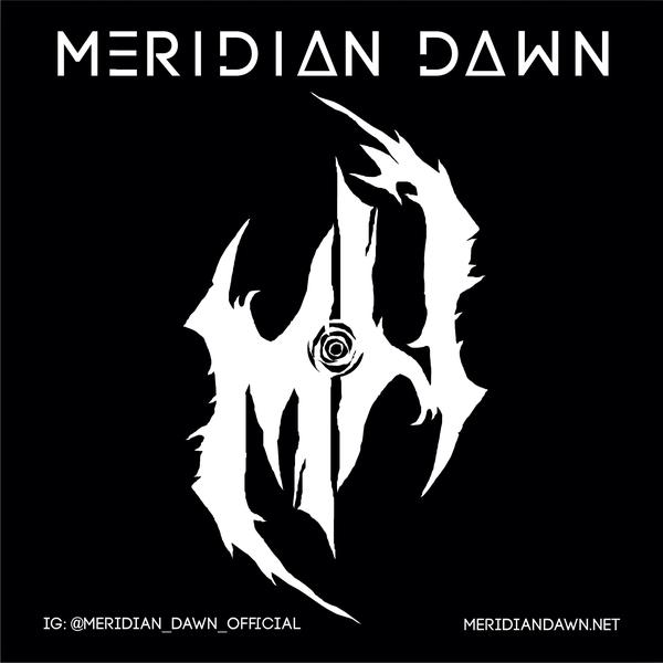 MD Logo Sticker