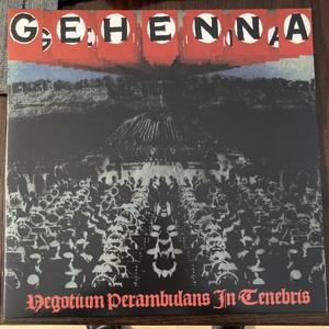 GEHENNA - Negotium Perambulans In Tenebris