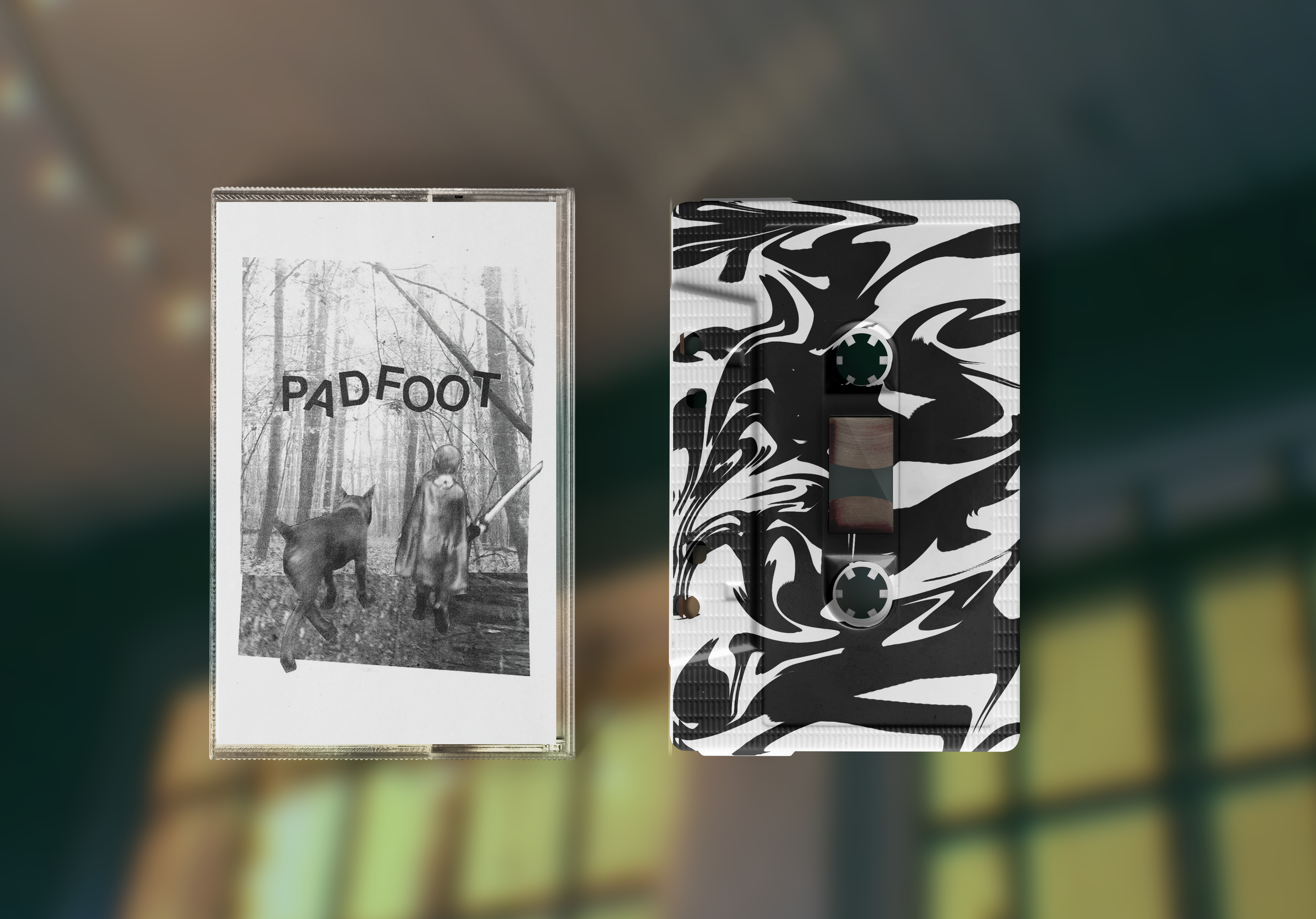 Padfoot Discog Tape (extremely limited)