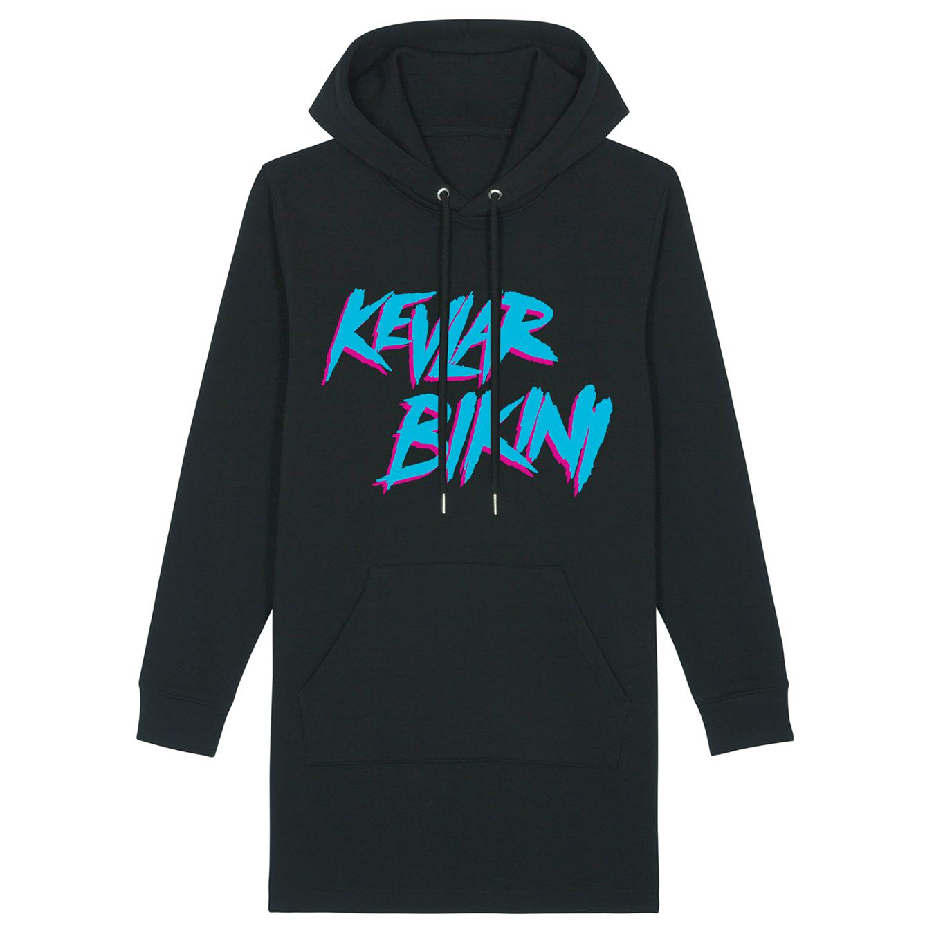KEVLAR BIKINI - CM Logo - Hoodie Dress