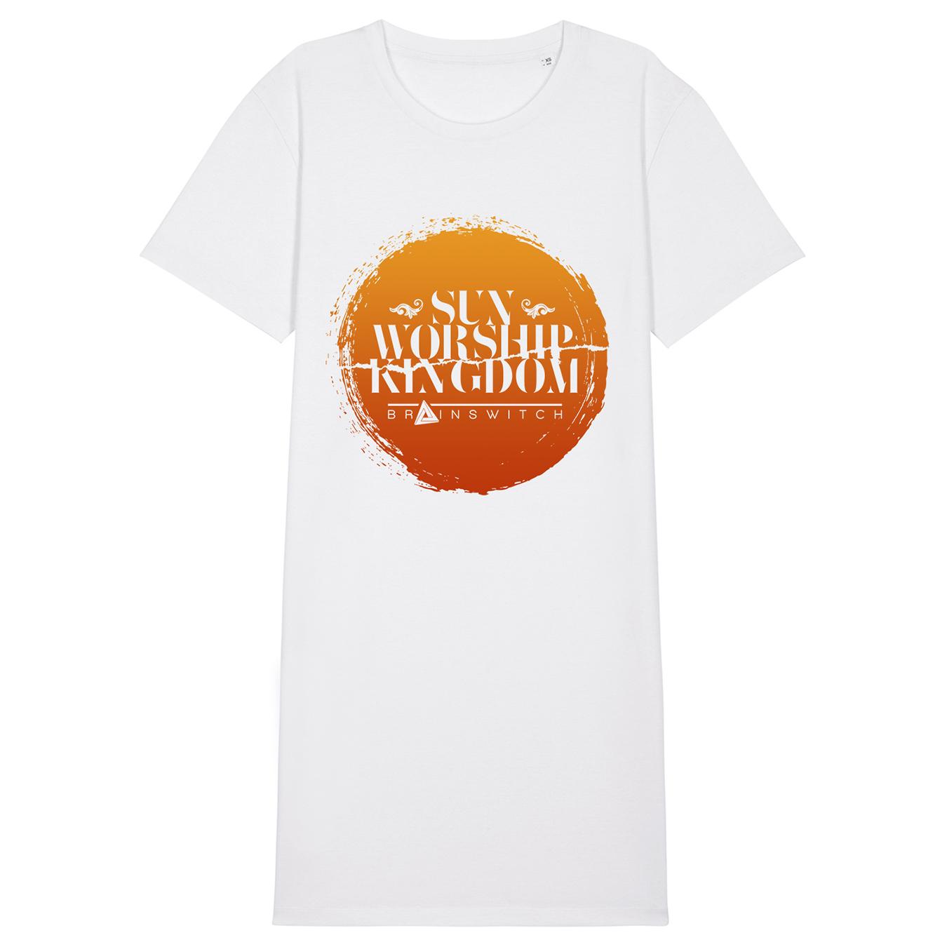 BRAINSWITCH - Sun Worship Kingdom - T-Shirt Dress