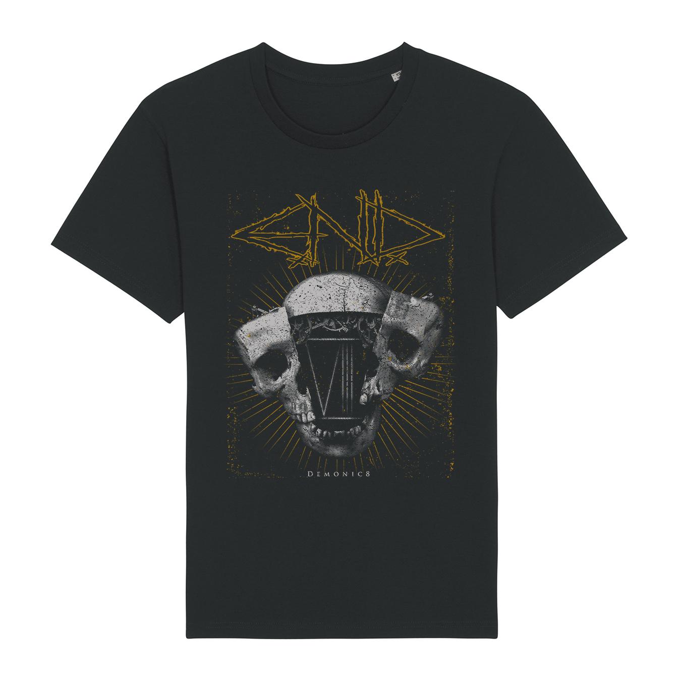 E.N.D. - Demonic8 - T-Shirt