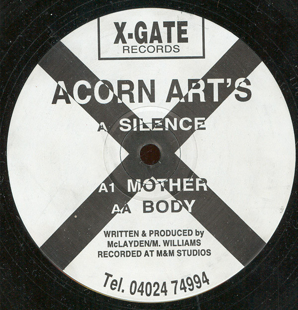 Acorn Arts ‎– Silence  (X-Gate Records)