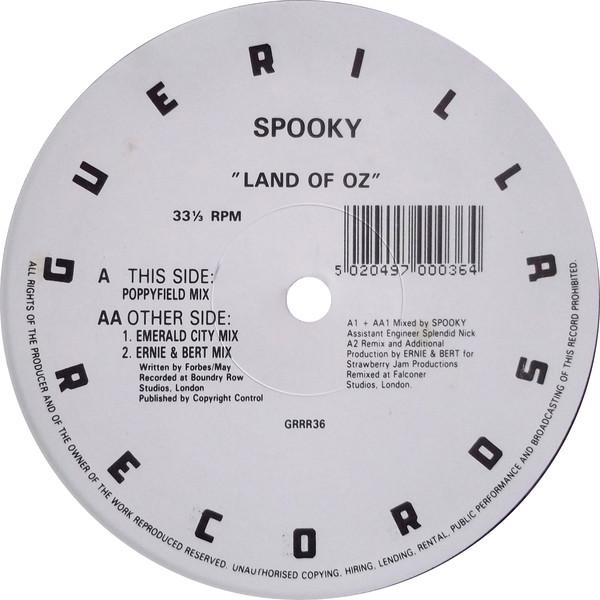 Spooky – Land Of Oz  (Guerilla)