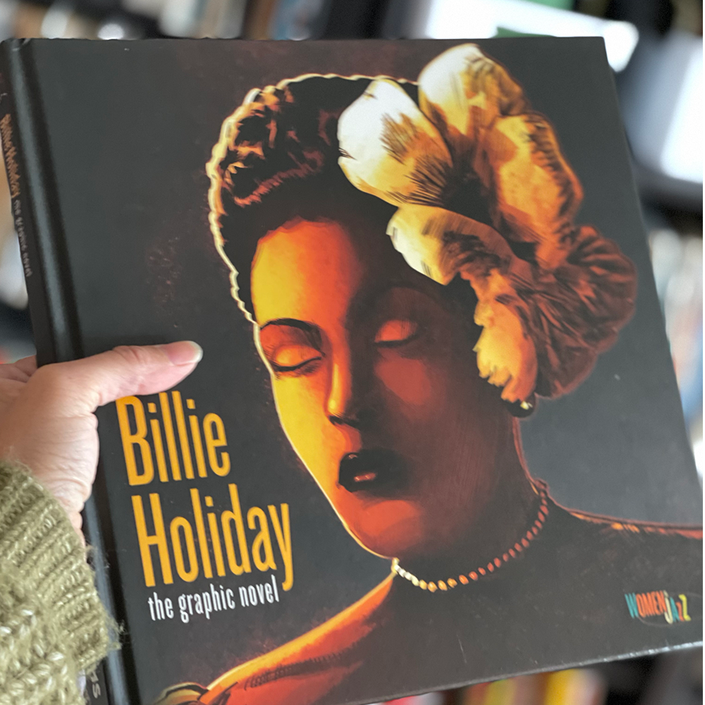 The Billie Holiday Graphic Novel