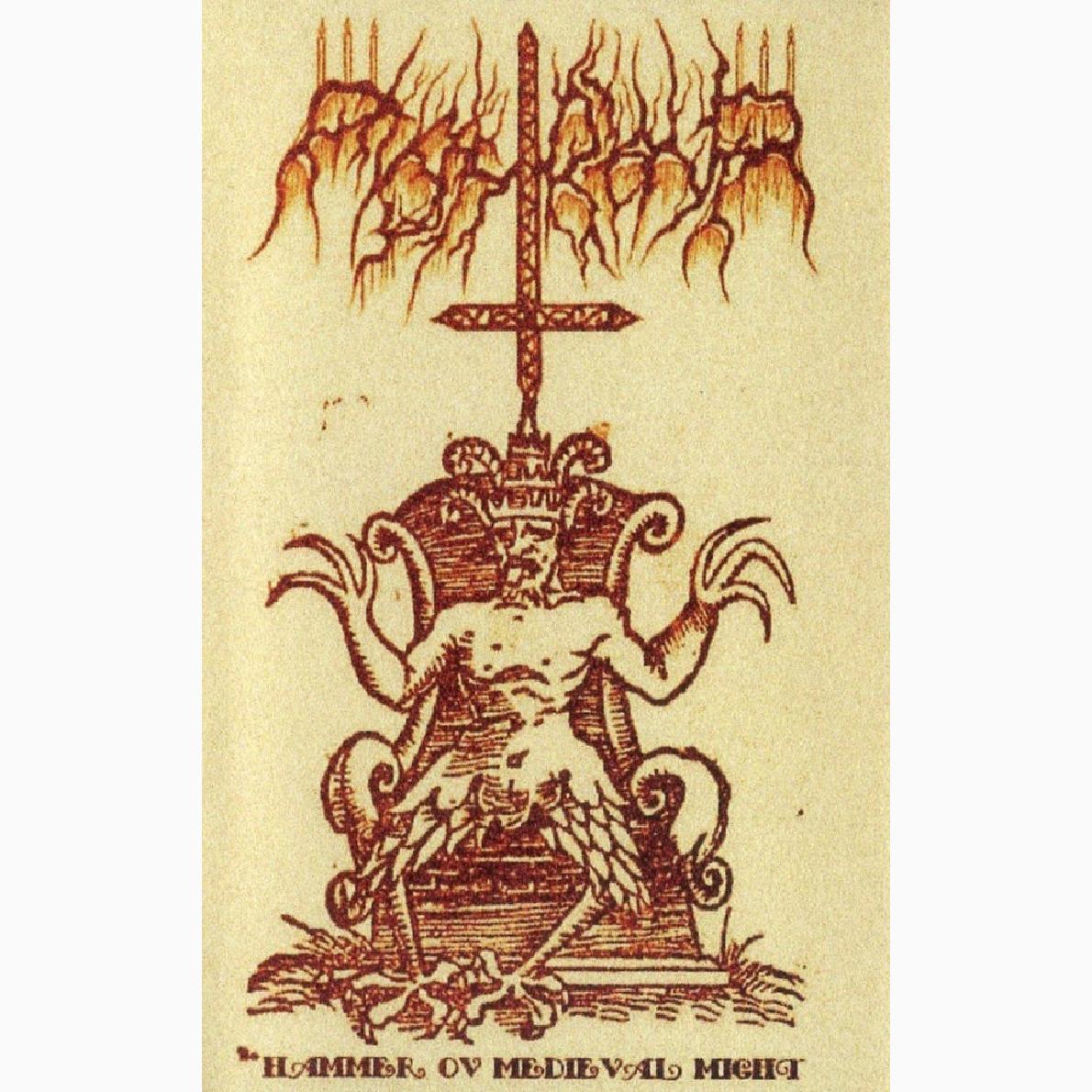 NIGHTBLOOD - Hammer Ov Medieval Might