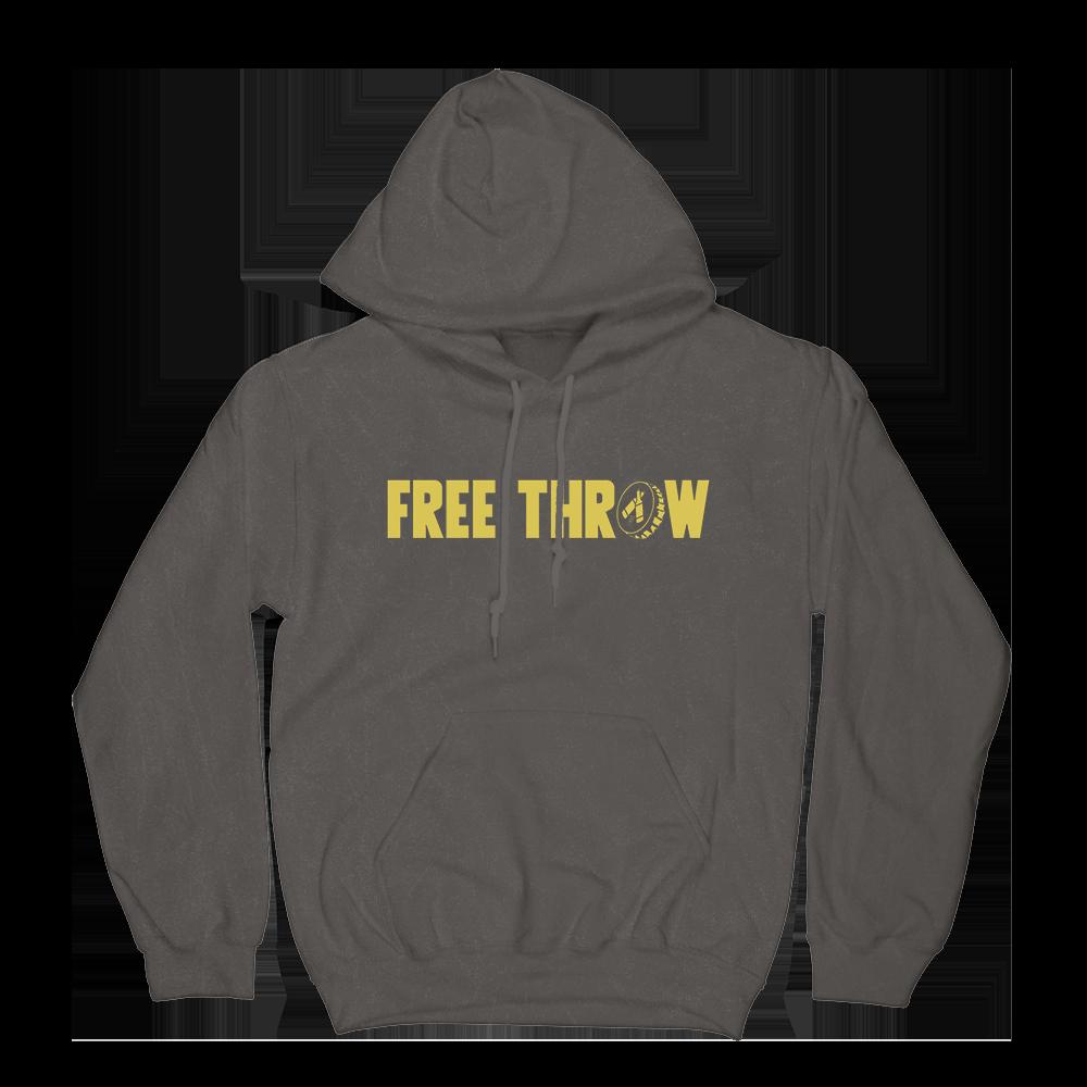 Free Throw – Logo Hoodie