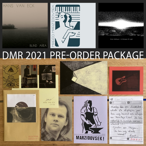 DMR 2021 Pre-order package (limited to 50 copies)