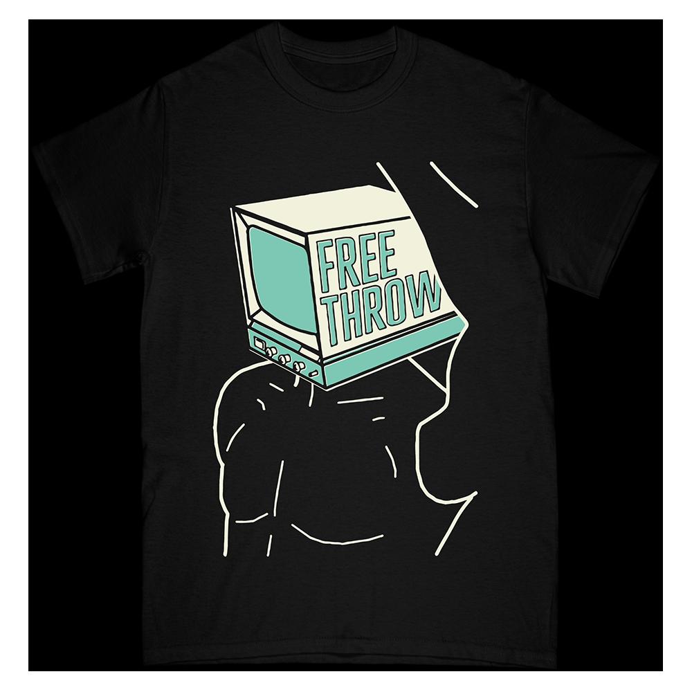 Free Throw - Album Tee