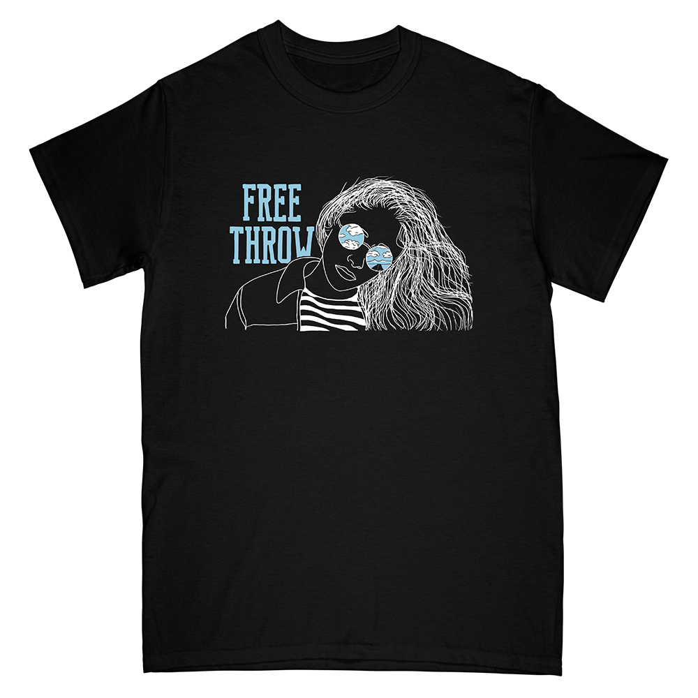 Free Throw - Cool Girl Tee