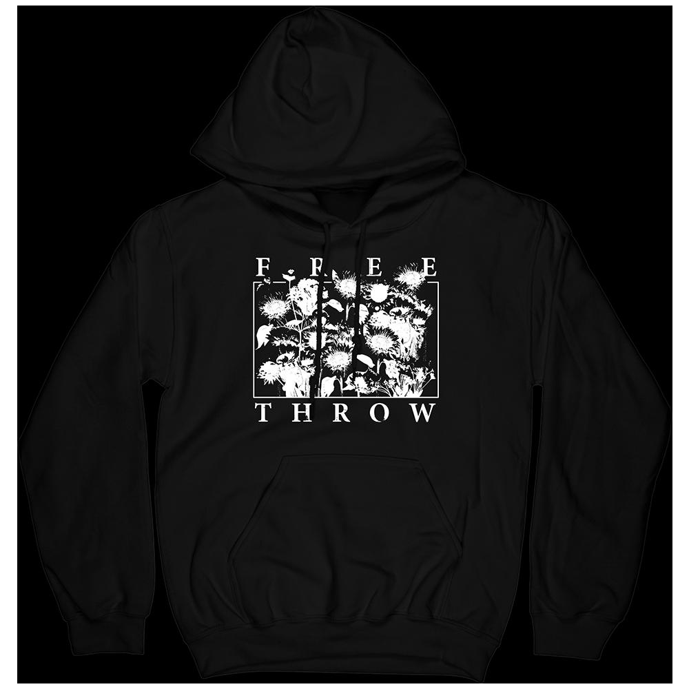 Free Throw - Flower Hoodie