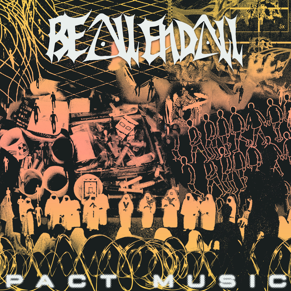 Be All End All - Pact music LP