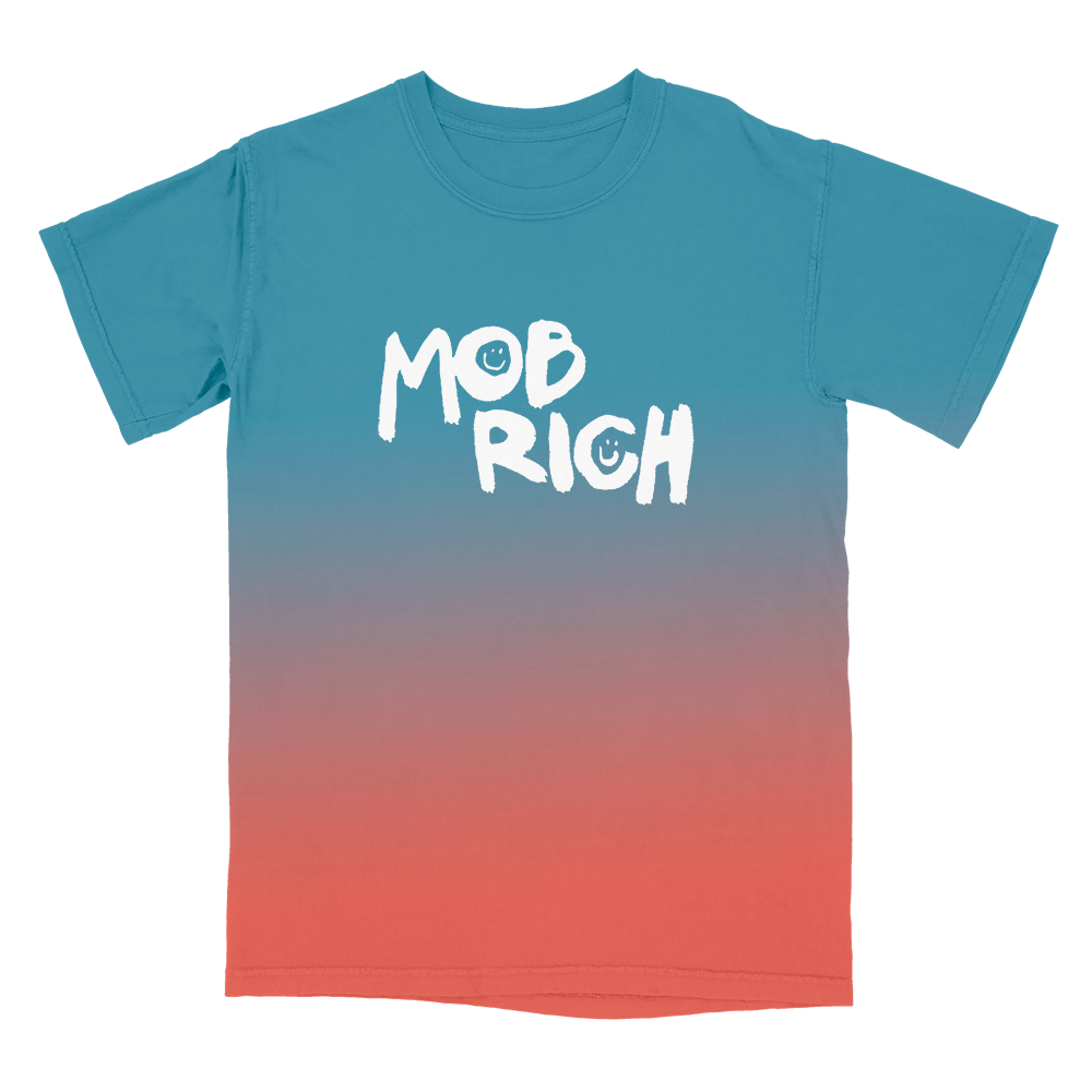 Mob Rich Gradient Logo T-Shirt