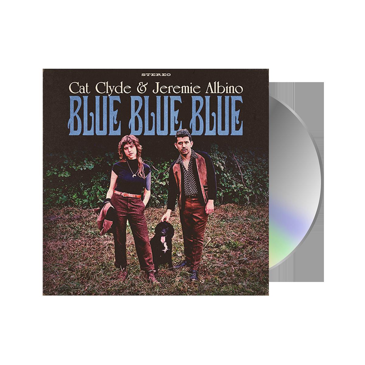 Blue Blue Blue CD