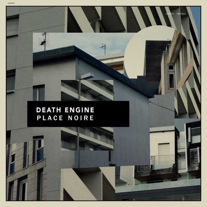 Death Engine - Place Noire - LP