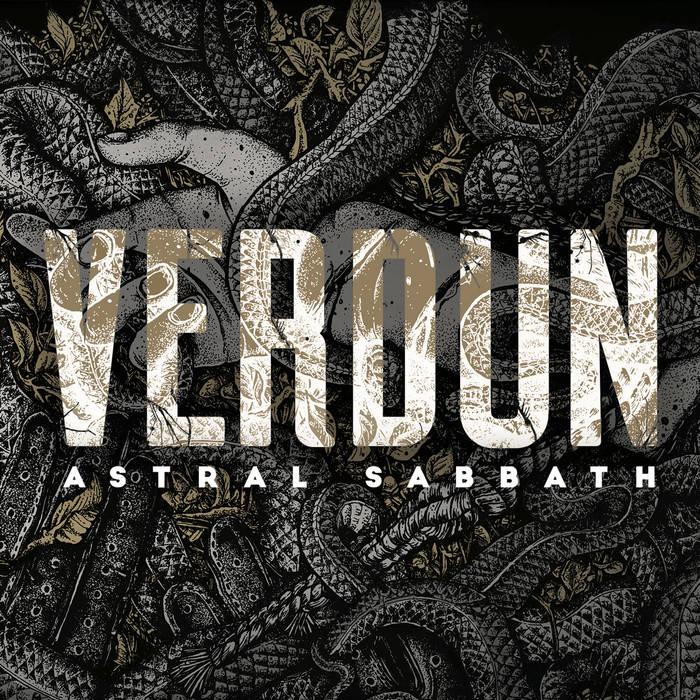 Verdun - Astral Sabbath - 2xLP