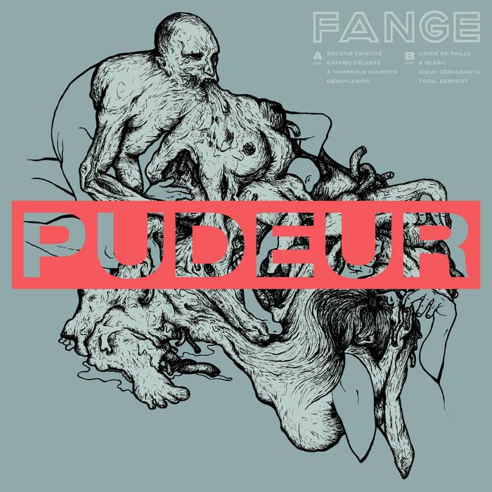 Fange - Pudeur - LP