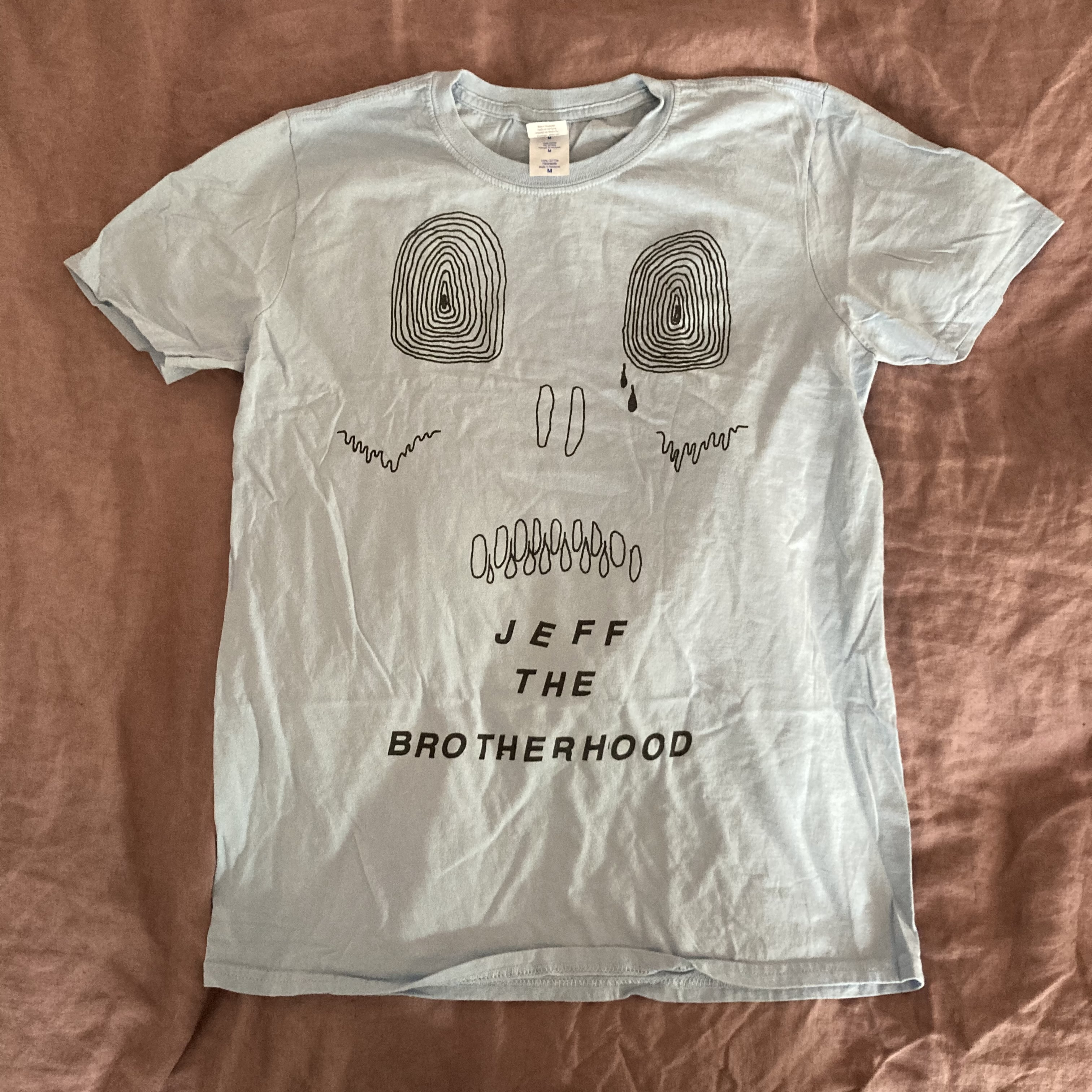 SOLD OUT - Vintage JEFF The Brotherhood T-shirts - Jake Orrall's Private Collection