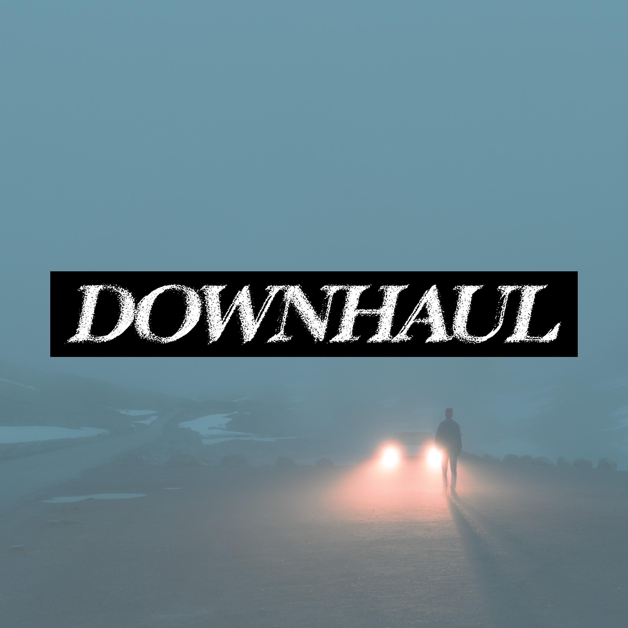 Downhaul - PROOF Sticker