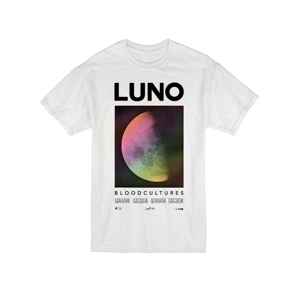 LUNO White Tee (Limited Run)