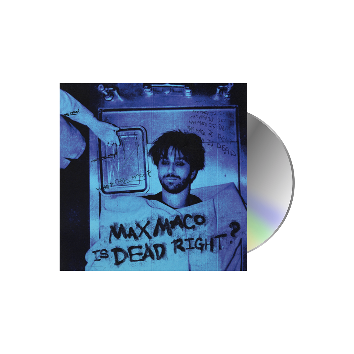 Max Maco Is Dead Right? - CD