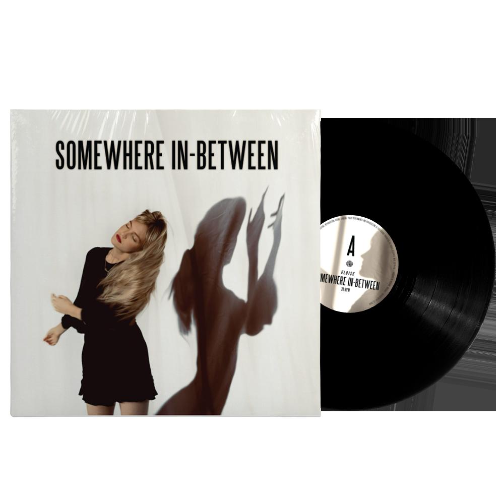 Somewhere In-between Vinyl