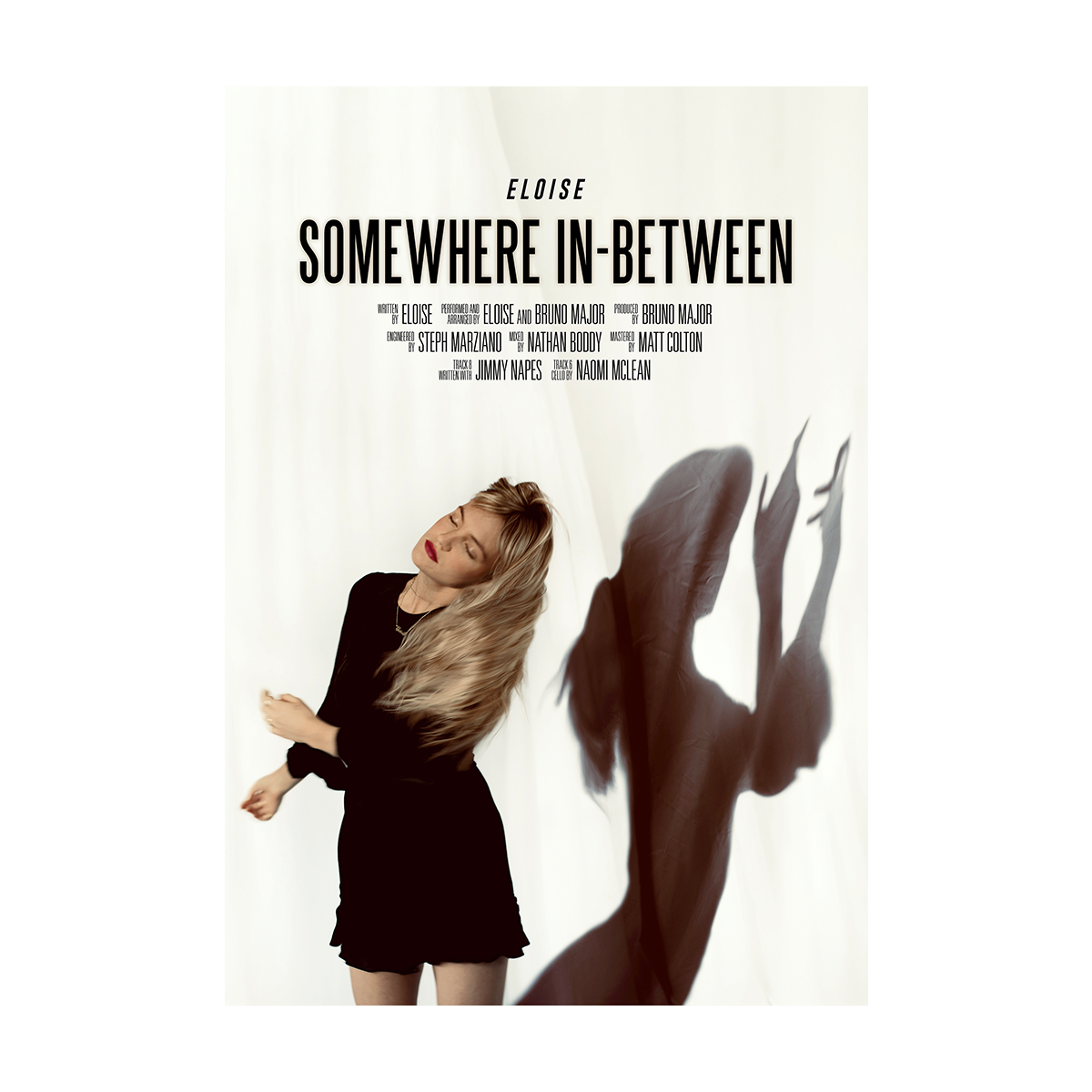 Somewhere In-Between Poster