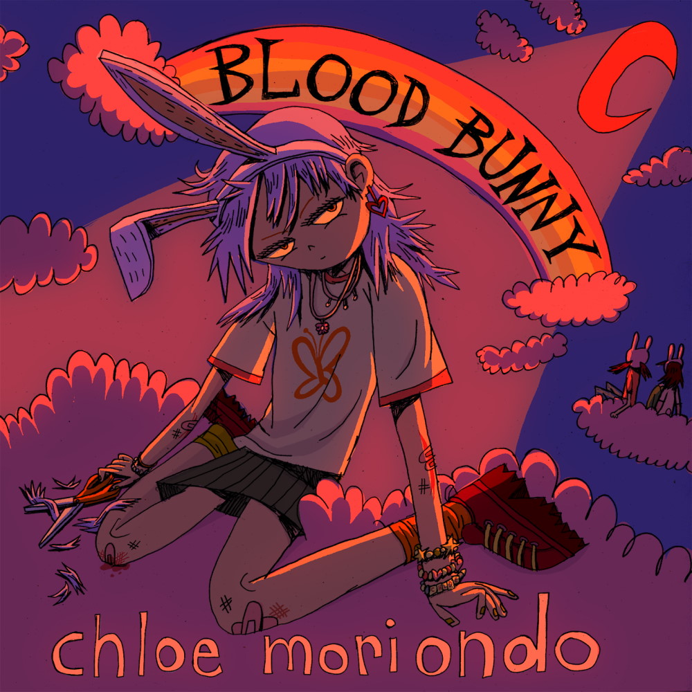 Blood Bunny CD (UNSIGNED)