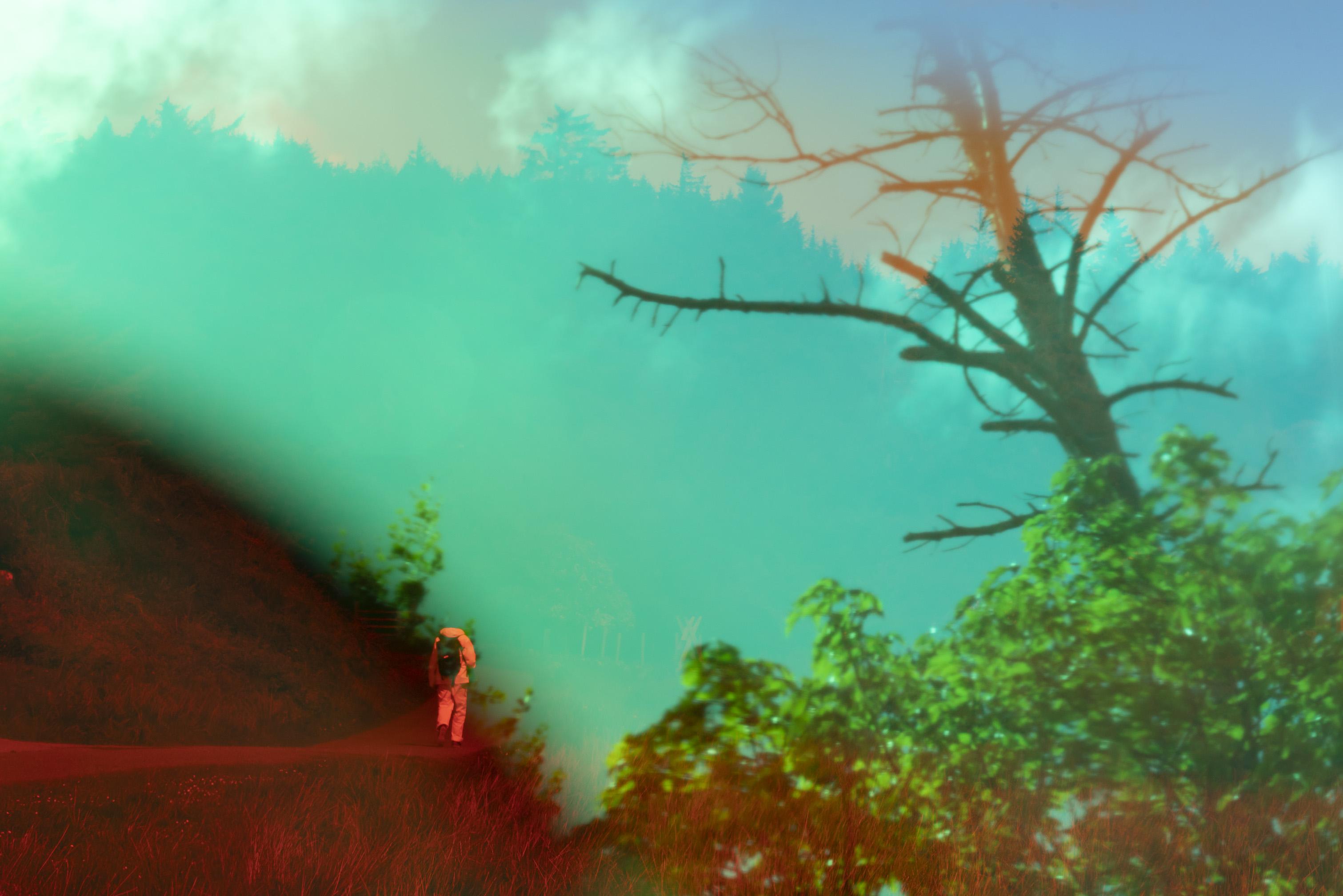 Arthur King - Changing Landscapes (Isle of Eigg) - Digital