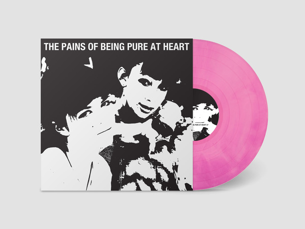 The Pains of Being Pure At Heart - The Pains of Being Pure At Heart limited edition color vinyl LP